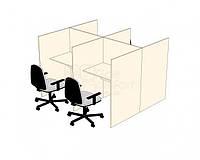 Стол для колл-центра 3