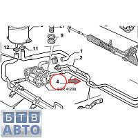 Шланг гідропідсилювача, кермова рейка спіраль Doblo 1.6i 16v 51779985, фото 1