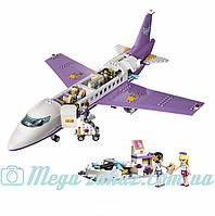 "Конструктор Friends ""Аэропорт Хартлейк Сити"": 701 деталей, 3 фигурки (аналог Lego Friend)"