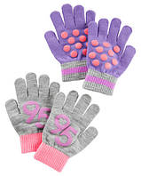 Перчатки для девочек Конфети