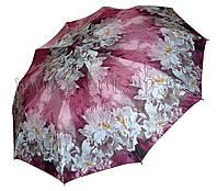 Женский зонт Zest Лиловые цветы (полный автомат, 10 спиц ) арт. 23966-18