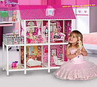 Домик для кукол с мебелью 66884