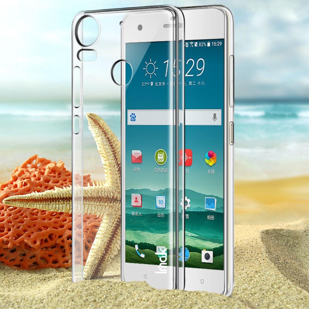 Чехол накладка пластик IMAK для HTC Desire 10 Pro прозрачный