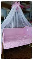 Комплект в дитяче ліжечко Балу