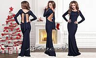 Нарядное вечернее платье 6 №429,размеры 42-46