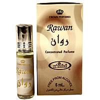 Арабские масляные духи Rawan 6мл. Al Rehab/Аль Рехаб