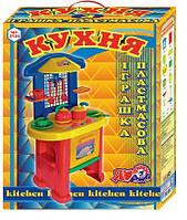 Детская кухня Технок 3 для игр