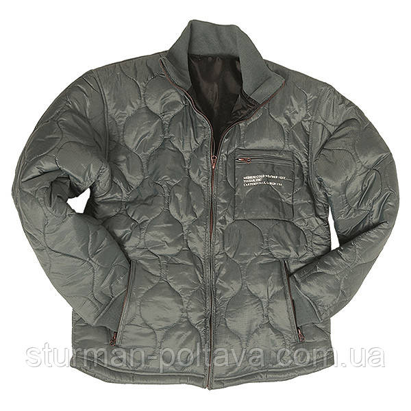 Куртка - утеплювач ( утеплювач) олива (Mil-Tec) Німеччина