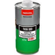 Novol  Растворитель к жидкой шпатлевке THIN 880 0,5л