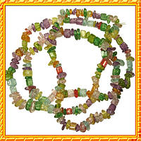 Новое Поступление: Сколы Мелкие из Натуральных Камней в Нитях. Код 6350 №11-63. Часть 2.