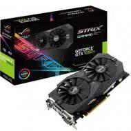 Видеокарта Asus GeForce GTX 1050 Ti ROG Strix 4GB GDDR5 (STRIX-GTX1050TI-O4G-GAMING)