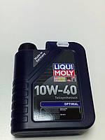 Масло моторное LIQUI MOLY 10w40 1литр