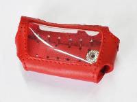 Чехол для брелка CENTURION Xanta, Xsafe Bet, XQ (красный)