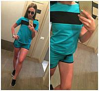 Спортивний літній костюм лімовка adidas (Костюм шорты и футболка лимовка adidas)