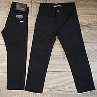 Штаны,джинсы для мальчика 1-5 лет(черные) опт пр.Турция