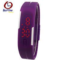 Led Женские часы Led Binar Purple