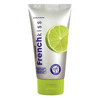 Съедобный лубрикант с цитрусовым вкусом French Kiss Lemon 75 мл