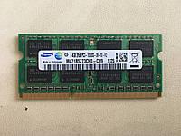 Samsung 4Gb So-DIMM PC3-10600S DDR3-1333 1.5v (M471B5273CH0-CH9)