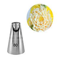 Хризантема Насадка  для крема  №80