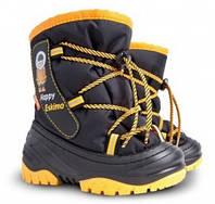 Детские зимние сапоги термо ботинки Demar HAPPY ESKIMO