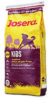 Josera Kids 15кг Сухой корм для щенков и юниоров