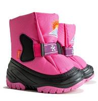 Детские зимние сапоги термо ботинки Demar SUN RISE
