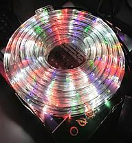 Гирлянда уличная лента светодиодная (LED) 10 м, фото 3