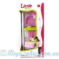 Детский набор для уборки Little Helper: пылесос + щетки + совок