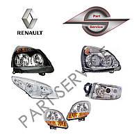 Фара на Renault Megane Рено Меган