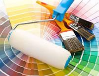 Акрилова фарба для внутрішніх робіт