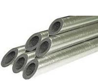 Утеплитель (мерилон) фольгированный для труб Ø 22 мм, толщина - 6 мм, длина - 2 м. Цена за 1 метр