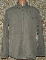 Рубашка качественная 100% хлопок (L) Германия. б\у
