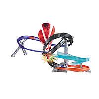 Трек Хот Вилс Скоростное скольжение Моторизированный Hot Wheels KidPicks Zero G Drop Force Track Set