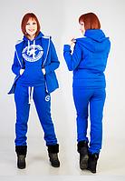 Зимний женский спортивный костюм