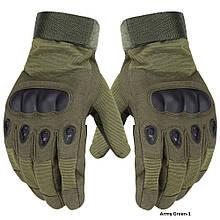 Тактичні рукавички Oakley Army Green
