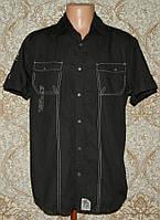 Рубашка фирмы Lee Cooper 100% хлопок (L) б\у