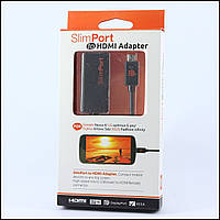 Кабель адаптер Slimport Micro Usb - Hdmi