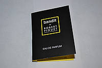 Пробник женской эксклюзивной нишевой парфюмированной воды Robert Piguet Bandit 1ml