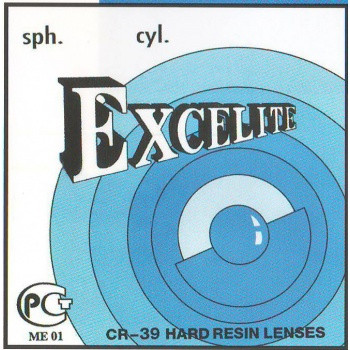 Линза оптическая Excelite 1.5 UV400
