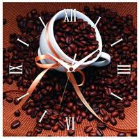 Настенные часы UTA K-002 Кофейные зерна