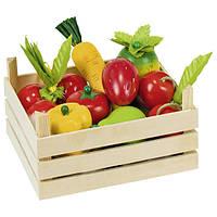 GOKI - Игрушечные фрукты и овощи
