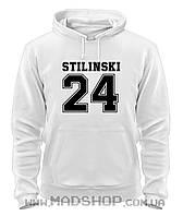 Толстовка Волчонок Teen Wolf Stilinski