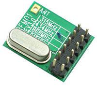 Беспроводной модуль передатчик RFM02/433D 433Мгц