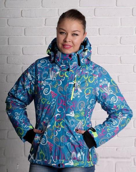 Горнолыжная женская куртка ew club М,Л,ХЛ, цена 1 250 грн., купить в ... 1b59401479b