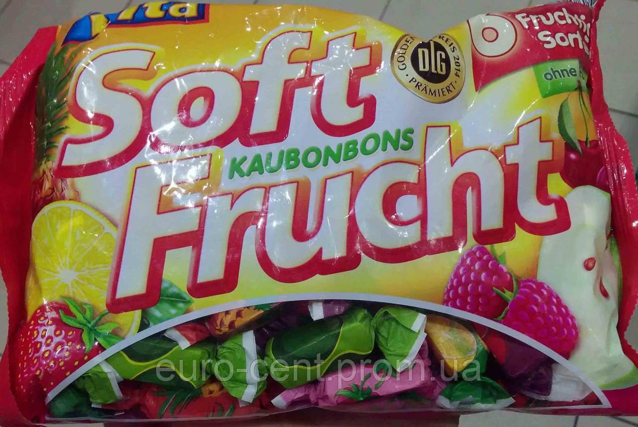 Конфеты жевательные Soft Kaubonbons Frucht