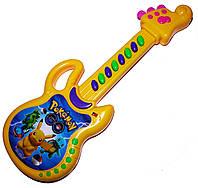 "Игрушка гитара музыкальная ""Pokemon"""