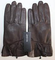 Перчатки из натуральной кожи El Corte Ingles -  8 р.
