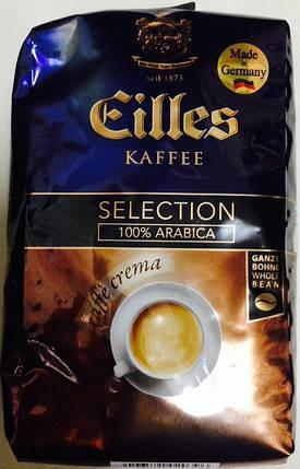 Кофе в зёрнах J.J.Darboven EILLES Selection Caffe Crema 500г, фото 2