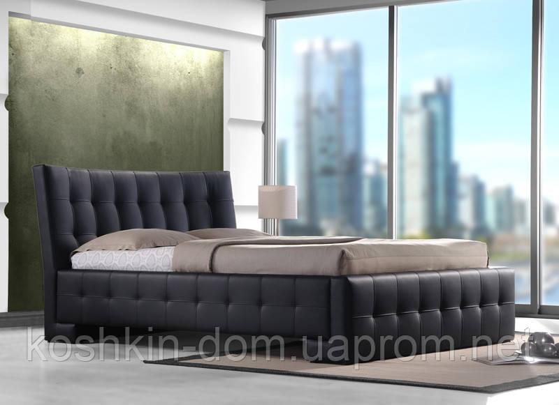Кровать двуспальная Барселона Domini - Кошкин Дом Мебели в Одесской области