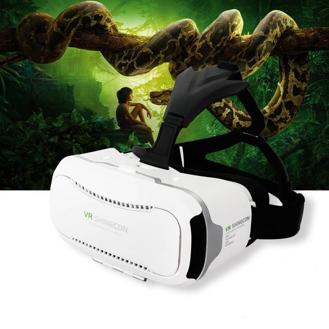 VR SHINECON 2.0 очки 3D для смартфона